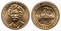 1981 Mark Twain One-Ounce Gold Medal.jpg