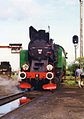 1994. Parade of steam locomotives in Wolsztyn (2) TKt48 143.jpg