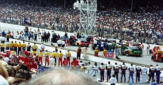 1994 Brickyard 400 - Pre-race ceremonies