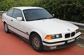 Купе BMW 318is