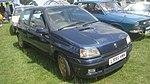 1994 Renault Clio 16V Williams (46241769402).jpg