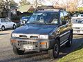 1995 Nissan Terrano II (7589063552).jpg