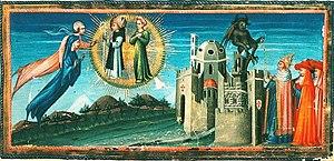 Divine Comedy. Dante.