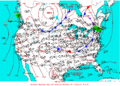 2003-07-16 Surface Weather Map NOAA.png