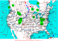 2004-02-08 Surface Weather Map NOAA.png