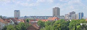 Ihme-Zentrum - Ihme-Zentrum total view