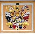 20040504600DR Buttstädt Rathaus Wappen am Erker.jpg