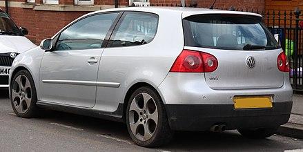 Volkswagen Golf Mk5 - Wikiwand
