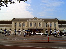 Station Zwolle, 23 april 2007