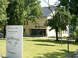 Max-Planck-Institut für Mikrostrukturphysik
