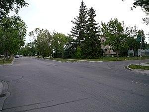 Prince Charles, Edmonton - 124 Street in Prince Charles