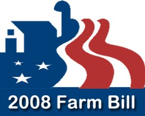 Natural Resources Conservation Service - 2008 Farm Bill logo (USA)
