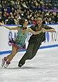 2008 NHK Trophy Ice-dance Pechalat-Bourzat04.jpg