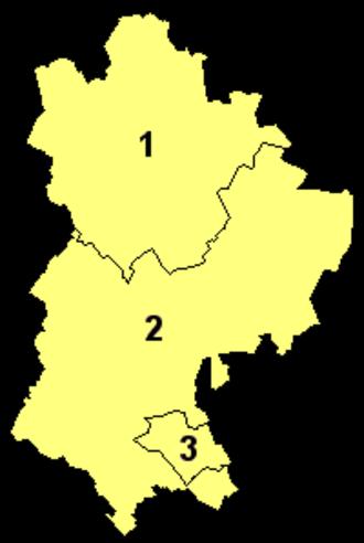 Bedfordshire - Image: 2009 Bedfordshire Ceremonial Numbered
