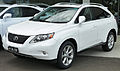 2010-2011 Lexus RX 350 (GGL15R MY11) Sports Luxury wagon (2011-04-22).jpg