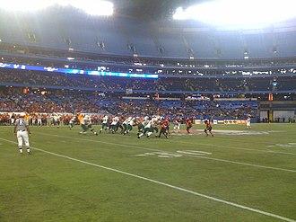 2010 International Bowl - Image: 2010 Intl Bowl 3