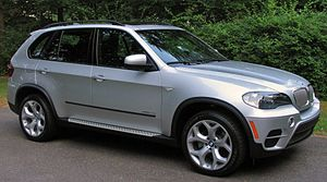 2011 BMW X5 xDrive 35d. Diesel version for Uni...