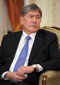 Алмазбек шаршенович атамбаєв