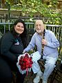 2012 FQF with Pete Fountain - Jackson Square.jpg