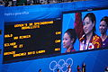 2012 Summer Olympics Women's Springboard Victory Ceremony 5.jpg