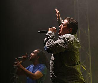 Dub Inc - Dub Inc on stage