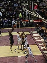 Rebound (basketball) - Wikipedia