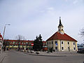 2013 Bielsk Podlaski town hall - 02.jpg