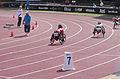2013 IPC Athletics World Championships - 26072013 - Catherine Debrunner of Switzerland during the Women's 400M - T53 second semifinal 16.jpg
