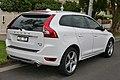 2013 Volvo XC60 (MY13) T6 R-Design wagon (2016-01-04) 02.jpg