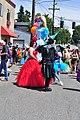 2014 Fremont Solstice parade - Alice-Calavera 14 (14502036244).jpg