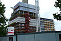 2015 London-Woolwich, Cannon Square - Crossrail development 04.JPG