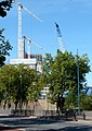 2015 London-Woolwich, Cannon Square construction site 01.jpg