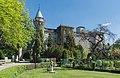 2015 Zamek Leśna w Szczytnej 01.JPG