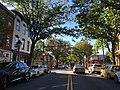 2016-10-09 15 51 32 View west along Virginia State Route 7 (King Street) between Fayette Street and Payne Street in Alexandria, Virginia.jpg