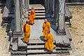 2016 Angkor, Angkor Wat, Główna świątynia (27).jpg