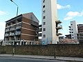 2016 Woolwich, Connaught Estate demolition 02.jpg