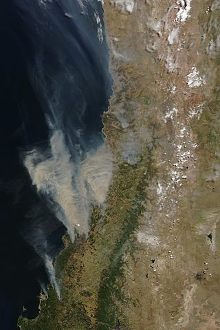 2017 Chile wildfires