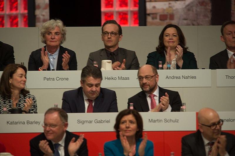 File:2017-03-19 Gruppenaufnahmen SPD Parteitag by Olaf Kosinsky-2.jpg