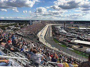 Dover Motorsports Incorporated - Dover International Speedway