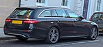 2017 Mercedes-Benz E220d AMG Line Premium Estate 2.0 Rear.jpg