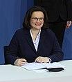 2018-03-12 Unterzeichnung des Koalitionsvertrages der 19. Wahlperiode des Bundestages by Sandro Halank–015.jpg
