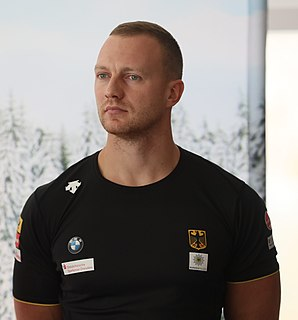 Francesco Friedrich German bobsledder
