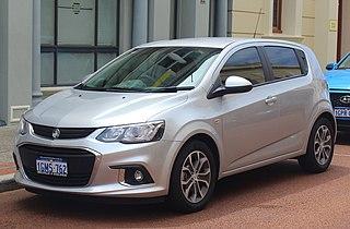 Holden Barina Motor vehicle
