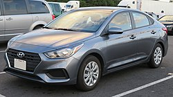 2018 Hyundai Accent front 7.29.18.jpg