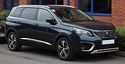 2018 Peugeot 5008 Allure Automatic 1.2 Front.jpg