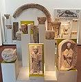 2018 Rheinisches Landesmuseum Trier, romanische Bauskulpturen 01.jpg