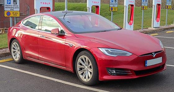2018 Tesla Model S 75D.