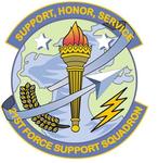 21 Force Support Sq emblem.png
