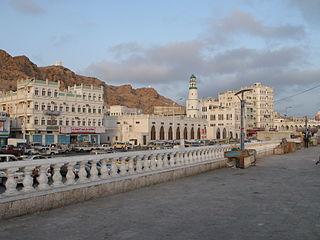 Place in Hadramaut, Yemen