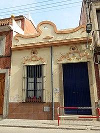 232 Casa al carrer Josep Mora, 6 (Canet de Mar).JPG